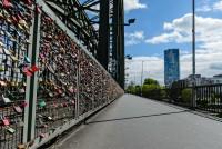 Fotos – Köln Hohenzollernbrücke und Kölner Dom