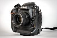 Meine Nikon D4, (Foto copyright - Frank Weber - Berlin - fotologbuch.de)