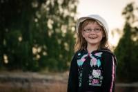 Porträts im Sommerurlaub 2013 in Schweden fotografiert
