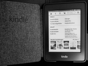 Amazon Kauf Kindle eBook, eine Rechnung bitte