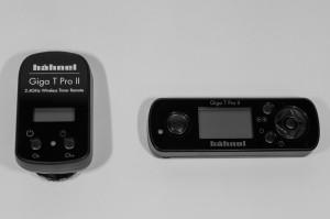 Test Funkauslöser Hähnel GIGA T Pro 2 für Nikon