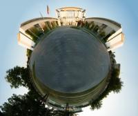 Mein Panorama vom Kanzleramt