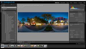 Lightroom Video Tutorial – kurze Zoomansicht