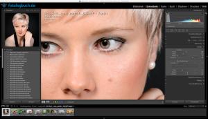 Lightroom Video Tutorial – Details, Schärfen