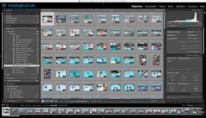 Lightroom Video Tutorial – Fotos filtern nach Aufnahmedatum