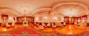 HDR Panorama – Kaminzimmer Romantik Hotel Ahlbeck