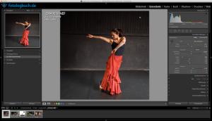 Lightroom Video Tutorial – Freistellen und Ausrichten