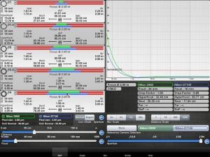 Schärfentiefe App für iPhone und iPad – DoF-Viewer