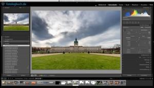 Lightroom Video Tutorial – Verlaufsfilter und Radialfilter
