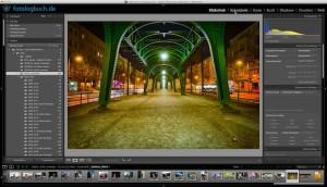 Lightroom Video Tutorial – Einstellungen Synchronisation