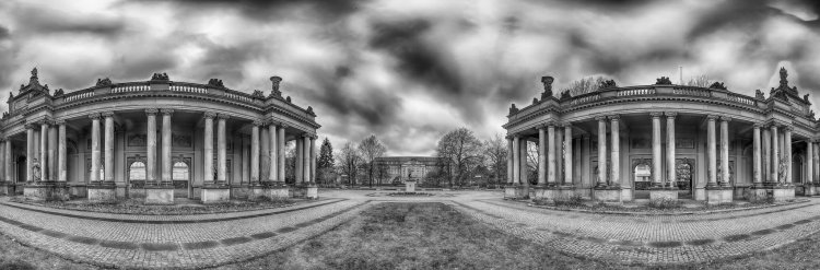 Panorama Berlin Kleistpark, (Foto copyright - Frank Weber - Berlin - fotologbuch.de)