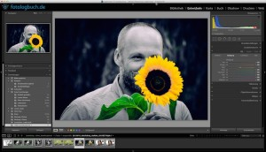 Lightroom Video Tutorial – Korrekturpinsel