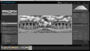 Lightroom Video Tutorial – Tastaturbefehle einblenden