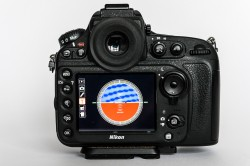Nikon D800 Waage intern (Horizont), (Foto copyright - Frank Weber - Berlin - fotologbuch.de)