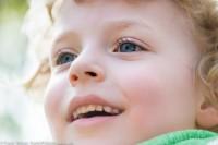 Fotos mit dem Macro – Kinderaugen ganz nah dran