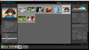 Lightroom mobile für's iPad – Inbetriebnahme