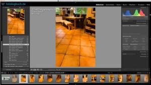 Lightroom Video Tutorial – Fotos schneller markieren und aussortieren