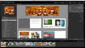 Lightroom Video Tutorial – Fotobuch erstellen – Folge 26 von X