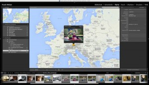 Lightroom Video Tutorial -Test Import iPhoto Bibliothek in Lightroom