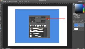 Fotologbuch lernt Photoshop – Quicktipp Schieberegler einstellen