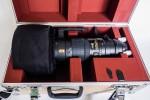 Nikon AF-S 600mm 1:4G VR2 verpackt, (Foto copyright - Frank Weber - Berlin - fotologbuch.de)