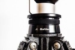 Stativset Magica2.4, Kameraplatte Markins, (Foto copyright - Frank Weber - Berlin - fotologbuch.de)