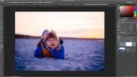 Fotologbuch lernt Photoshop – Einstellungsebene Farbbalance