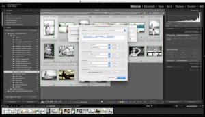 Lightroom Quicktipp – Fotos umbenennen – Datum mit Bindestrich