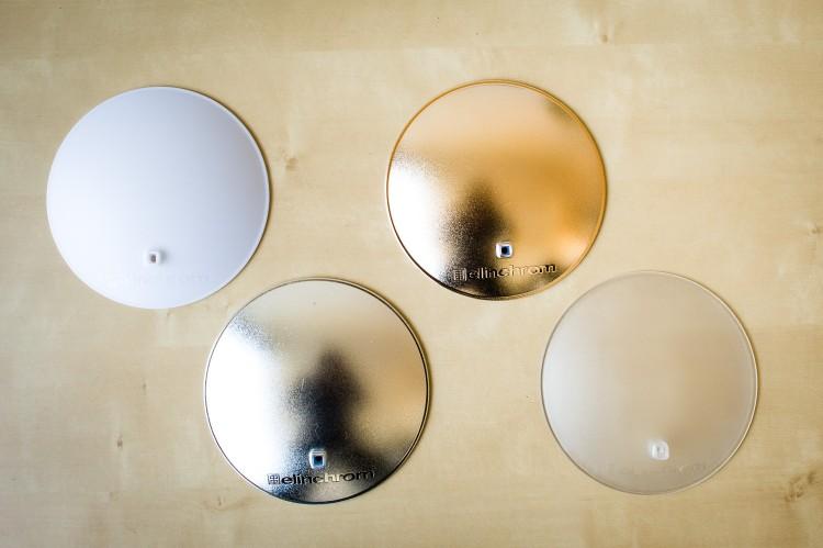 Reflektoren Beauty-Dish, (Foto copyright - Frank Weber - Berlin - fotologbuch.de)