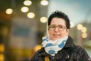 Fototipp – Schaufensterlichter für Portrait Fotos nutzen