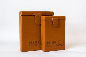 Graufilter (Einschubfilter) sicher lagern und transportieren mit der NiSi-Box