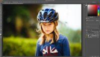 Fotologbuch lernt Photoshop – Auswahl Fokusbereich