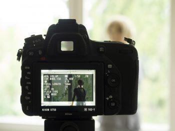 Test Belichtungsmessung (Matrixmessung Nikon), Autofokusfeld nicht verschoben und Kamera nachträglich ausgerichtet. (Foto copyright - Frank Weber - Berlin - fotologbuch.de)