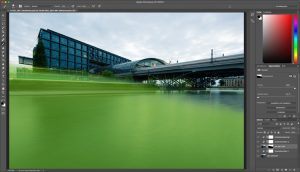 Photoshop Quicktipp – Maske im Foto anzeigen, Maskenfarbe ändern