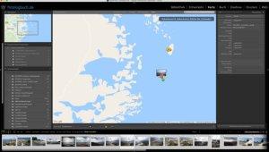 Lightroom Quicktipp – GPS Daten von Fotos ganz einfach