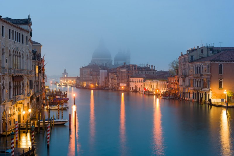 Hyperfokale Entfernung – Was ist das und wofür brauche ich es in der Fotografie - Beispielfoto 01 (Venedig) , (Foto copyright - Frank Weber - Berlin - fotologbuch.de)