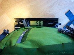 Mein neuer Fotorucksack mit kompletter Olympus Ausrüstung - Mindshift Gear Backlight 26 Liter Outdoor, Gewicht 9,8kg, (Foto copyright - Frank Weber - Berlin - fotologbuch.de)