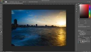 Photoshop – Quicktipp – Ebenenmaske mit Verlauf