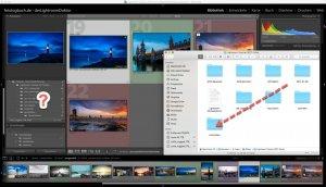 Lightroom – Quicktipp  – Fotoordner wieder finden