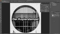"""Fotologbuch lernt Photoshop – Korrekturwerkzeuge """"Der Kopierstempel"""""""