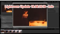 Lightroom Quicktipp – Lightroom Update vom 19.06.2018 – Info