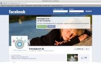 Hurra, ich habe jetzt auch eine Fanpage bei Facebook