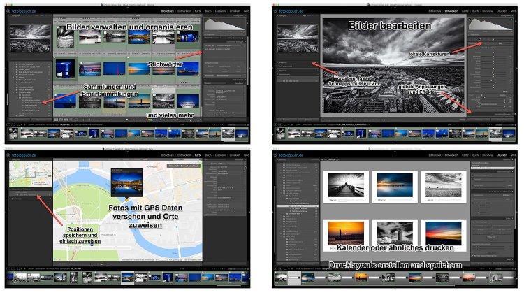 Kaufen Sie meine Video Tutorials zu Adobe Lightroom