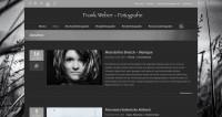 Meine neue Fotografie Webseite – FrankwwWeber.de