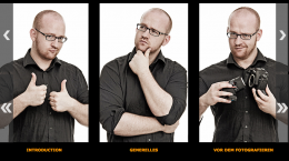 Oberfläche DVD WMMFOEBNTS, Fotos copyright Krolop&Gerst