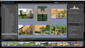 Lightroom Video Tutorial – Fotos Sammlungen und Smartsammlungen
