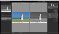 Lightroom Video Tutorial – Schwarzweiß Entwicklung