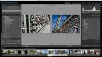 Lightroom Video Tutorial – Fotos vergleichen