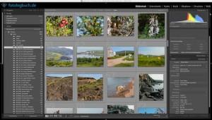 Lightroom Video Tutorial – Filter als neue Vorgabe Ansicht speichern
